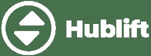 Logo Hublift white
